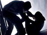 पड़ोसी ने घर में घुसकरमहिला से किया दुष्कर्म का प्रयास, शोर सुनकर ऊपर के कमरे से पहुंचे पति ने आरोपी को पकड़ा|पानीपत,Panipat - Dainik Bhaskar
