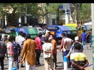 नगर निगम वाहनों को रोकने पर पुलिस और चालकों में विवाद, टीटी नगर थाने का घेराव, अफसरों की समझाइश पर शांत हुआ मामला|भोपाल,Bhopal - Dainik Bhaskar