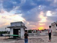 रात का तापमान 2.9 बढ़ा, आज 40 डिग्री पर पहुंच सकता है दिन का पारा भोपाल,Bhopal - Dainik Bhaskar