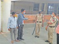 बीएमसी में 18 मरीजों ने तोड़ा दम, महिला की मौत पर 2 घंटे हंगामा|सागर,Sagar - Dainik Bhaskar
