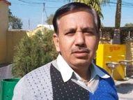 ऑक्सीजन खत्म होने पर कोविड मरीजों को किया रैफर, एक ने एंबुलेंस में तोड़ा दम|ग्वालियर,Gwalior - Dainik Bhaskar