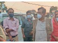 मूंदी अस्पताल को एयर कंडीशन शव वाहिनी व एंबुलेंस की सौगात मिलेगी खंडवा,Khandwa - Dainik Bhaskar