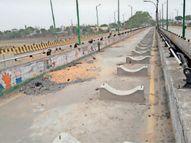 95 साल पुराने पुल से गुजरेगी अमृत मिशन की पाइप लाइन|बिलासपुर,Bilaspur - Dainik Bhaskar