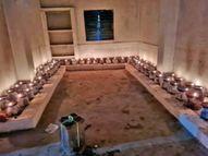 अष्टमी पर देवी मंदिरों में आज होगा हवन-पूजन|रायपुर,Raipur - Dainik Bhaskar
