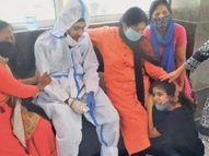1307 नए रोगी, 6 मौतें; कोविड हॉस्पिटल में आईसीयू और ऑक्सीजन बेड फुल, प्राइवेट अस्पतालों और मेडिकल कॉलेज में रेमडेसिविर खत्म|कोटा,Kota - Dainik Bhaskar