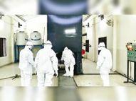 228 नए केस , 40%कोरोना केस अकेले सिटी से, अस्पताल में रोजाना 90 ऑक्सीजन सिलेंडर की खपत|अम्बाला,Ambala - Dainik Bhaskar