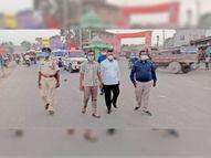 नियम का उल्लंघन करने पर दुकानदारों के खिलाफ थाने में कोविड एक्ट के तहत दर्ज की जाएगी प्राथमिकी|बेनीपट्टी,Benipatti - Dainik Bhaskar