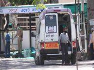 जिला जज को भर्ती कराने खुद पहुंचे CMO; हॉस्पिटल का प्रबंधक बोला- मेरा अस्पताल सीज करा दो, मुझे जेल में डाल दो|कानपुर,Kanpur - Dainik Bhaskar