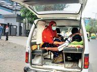सितंबर में एसीएस मो. सुलेमान ने कहा था-9000 बेड करेंगे; 6 महीने बाद भी सिर्फ 7000 बेड, एक्टिव मरीज 13 हजार इंदौर,Indore - Dainik Bhaskar