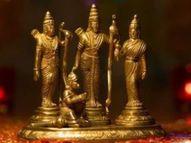 रामनवमी आज; नहीं निकलेगी शोभायात्रा, घरों में होगी पूजन-अर्चन|नागौर,Nagaur - Dainik Bhaskar