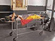 एक दिन में 19 माैतें; सरकारी रिपोर्ट में बताई 10, 1382 नए मरीज आए, हमारा ऑक्सीजन सिस्टम अधिकतम क्षमता पर है|कोटा,Kota - Dainik Bhaskar