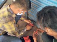 गाइडलाइन तोड़ने पर 17 प्रतिष्ठान सीज, 13000 रुपए से अधिक जुर्मना भी वसूला|जयपुर,Jaipur - Dainik Bhaskar
