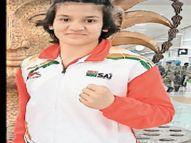 कोटा की बेटी अरुंधति वर्ल्ड बॉक्सिंग चैंपियनशिप के फाइनल में पहुंचीं|कोटा,Kota - Dainik Bhaskar