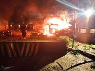 बलूचिस्तान की राजधानी क्वेटा के होटल में धमाका, 5 लोगों की मौत; सेना भेजने की तैयारी|विदेश,International - Dainik Bhaskar
