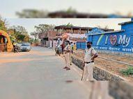कोरोनाकाल में बीते 65 दिन सबसे बुरे; बालोद ब्लॉक के 85 गांव व शहर के 20 वार्डों में 1948 लोग संक्रमण की चपेट में|भिलाई,Bhilai - Dainik Bhaskar