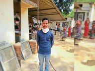बाइक खरीदने से मना करने पर बेटे ने पिता की टांगी से हमला कर की हत्या|छत्तीसगढ़,Chhattisgarh - Dainik Bhaskar