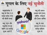 माइक्रोसॉफ्ट ने 70 करोड़ यूजर्स वाली कंपनी याहू को खरीदने का ऑफर दिया, 3.3 लाख करोड़ रुपए कीमत लगाई|टेक & ऑटो,Tech & Auto - Money Bhaskar