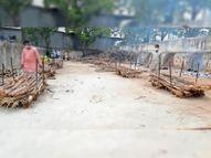 कोरोना से 17 मरीजों की मौत, एक दिन में सबसे ज्यादा|मोहाली,Mohali - Dainik Bhaskar