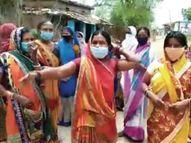 एक महीने में दोगुने हुए मरीज, आफत: 27 दिन में ही मिले 4 लाख नए केस|रायपुर,Raipur - Dainik Bhaskar