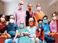 राजधानी में दूसरी लहर में भी 74 हजार जीते कोरोना से, रायपुर में पूरे 37 दिन बाद नए संक्रमितों की संख्या एक हजार से नीचे आई|रायपुर,Raipur - Dainik Bhaskar
