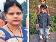 बस में उल्टी हुई तो कोरोना के शक में महिला-बच्चों को बीच रास्ते में उतारा, तीनों लापता|रांची,Ranchi - Dainik Bhaskar