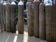 लोग लौटाने लगे ऑक्सीजन सिलेंडर, दूसरों की होने लगी मदद जमशेदपुर,Jamshedpur - Dainik Bhaskar