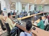 किसी निजी अस्पताल ने काेराेना मरीजों से ली नाजायज राशि, ताे हाेगी कठाेर कार्रवाई मुजफ्फरपुर,Muzaffarpur - Dainik Bhaskar