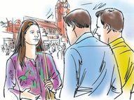 नए शहर, नई भाषा ना जानने पर भी लोगों का अपनापन नया नज़रिया दे गया वहीं रद्दी में मिली किताबों ने किस कदर जीवन बदल दिया, पढ़िए ये दो अनुभव|मधुरिमा,Madhurima - Dainik Bhaskar