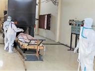 कोरोना के बाद 18 दिन में तीन अस्पताल बदले, कैडबरी कंपनी के एजीएम की नहीं बच सकी जान|अम्बाला,Ambala - Dainik Bhaskar