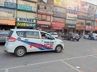 आज-कल लॉकडाउन, शाम 5 बजे ही दुकानें बंद|मोहाली,Mohali - Dainik Bhaskar