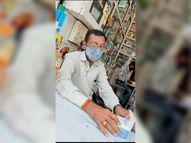 यह कैसा आपदा में अवसर; 450 रुपए का पल्स ऑक्सीमीटर 1800 में बेच रहे हैं|बांसवाड़ा,Banswara - Dainik Bhaskar