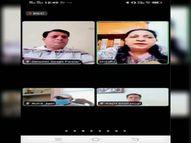काेराेना पीड़िताें की सेवा के लिए बनाएं ग्रुप, दिलाएं मदद : शैलजा|पानीपत,Panipat - Dainik Bhaskar