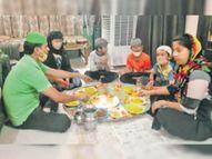 रमजान के आखिरी जुमे पर हुई अलविदा की सदाएं सुनकर रोजेदारों की आंखें छलक पड़ी, शबेकद्र कल|कोटा,Kota - Dainik Bhaskar
