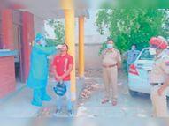 कोरोना से जिले में 9मरीजों की गई जान, 983लोगों की रिपोर्ट पॉजिटिव|मोहाली,Mohali - Dainik Bhaskar