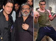 दो दशक बाद साथ आएंगे संजय लीला भंसाली और शाहरुख खान, 'राधे' के 'सीटी मार' सॉन्ग ने बनाया व्यूज का रिकॉर्ड बॉलीवुड,Bollywood - Dainik Bhaskar