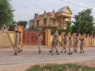 प्रशासन की सख्ती भी नहीं रोक पा रही संक्रमण के बढ़ते आंकड़े, सीकर में आज आए 748 पॉजिटिव, 10 की मौतें|सीकर,Sikar - Dainik Bhaskar