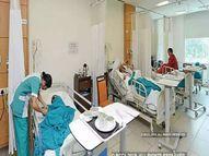 अगर प्राइवेट कोविड अस्पताल अधिक शुल्क मांगे तो इन नंबर्स पर करें शिकायत, तुरंत होगी कार्रवाई|उत्तरप्रदेश,Uttar Pradesh - Dainik Bhaskar
