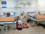 491 नए केस; 9 की माैत, 156 मरीज आईसीयू में, 33 वेंटिलेटर पर भर्ती|पानीपत,Panipat - Dainik Bhaskar