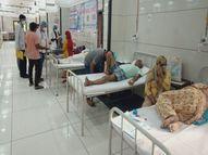 उखड़ती सांसों को मिलेगा सहारा, शुरू हुआ 53 बेड का आईसीयू वार्ड|पाली,Pali - Dainik Bhaskar