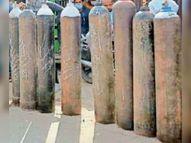 ऑक्सीजन लाने वाले टैंकर के लिए बनाया ग्रीन काॅरीडाेर|श्रीगंंगानगर,Sriganganagar - Dainik Bhaskar