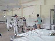 निजी अस्पतालों में बनाए लेवल 3 बेड फुल, कोरोना मरीज हो रहे परेशान|बठिंडा,Bathinda - Dainik Bhaskar