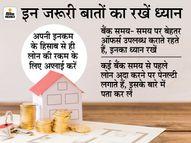 होम लोन के लिए आवेदन करते समय लोन-टू-वैल्यू और प्री-पेमेंट पेनल्टी सहित इन 7 बातों का रखें ध्यान|कंज्यूमर,Consumer - Dainik Bhaskar