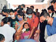 पटना में 24 घंटे में 2498 संक्रमित, 1628 स्वस्थ एक्टिव मरीजों में 25 से 49 की उम्र के 51.7 फीसदी पटना,Patna - Dainik Bhaskar