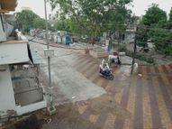 बूंदाबांदी से पलटा मौसम, गर्मी से कुछ राहत|पाली,Pali - Dainik Bhaskar