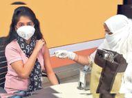 अब अस्पतालों में नहीं, सरकारी स्कूल-कॉलेजाें में लगेगा टीका; आज से 18+ को लगेगी वैक्सीन पटना,Patna - Dainik Bhaskar
