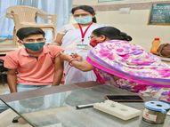 प्रदेश में कोविड से सर्वाधित प्रभावित 12 जिलों में पाली, अब इनको प्राथमिकता से लगेगी वैक्सीन|पाली,Pali - Dainik Bhaskar