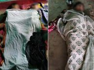 डैम में डूबने से दो सगे भाई समेत तीन बच्चों की मौत, सभी नहाने के लिए गए थे|रांची,Ranchi - Dainik Bhaskar