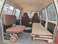 शहर में 300 रु. से ज्यादा लिए तो कार्रवाई, एआरटीओ बोले- बिल जरूर लें, ज्यादा रुपए लेने पर शिकायत करें|खंडवा,Khandwa - Dainik Bhaskar