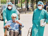 अब गांवाें में शहर के बराबर कोरोना संक्रमित, आधी माैतें भी ग्रामीण इलाके में|अम्बाला,Ambala - Dainik Bhaskar