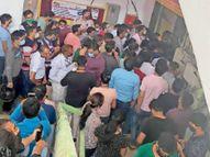 8 दिन में काेविड प्राेटाेकाॅल से 155 का संस्कार हुआ, विभाग ने दिखाए मात्र 64|पानीपत,Panipat - Dainik Bhaskar